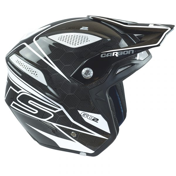 Casco mots Go2 Carbon