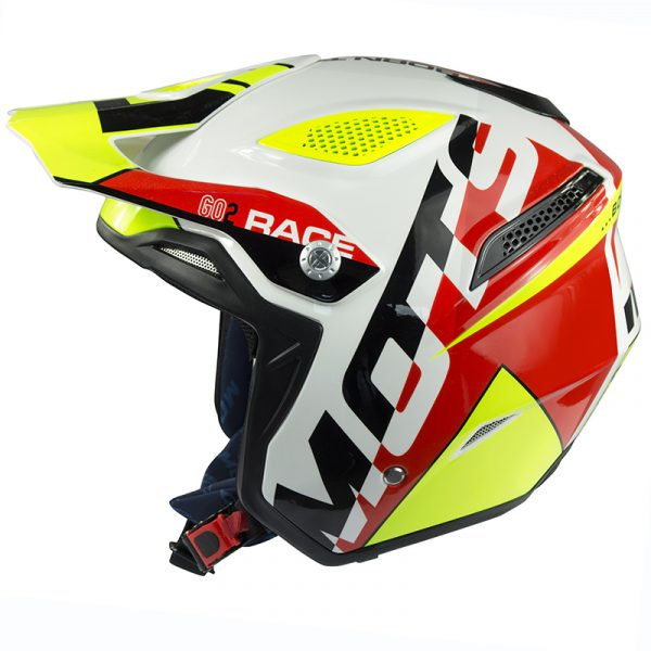 Casco mots Go2 Race