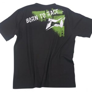 "Tshirt ""Green Wall"" Mots"
