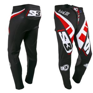 Pantalone trial s3 rosso